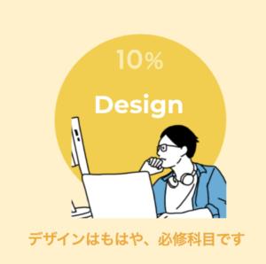 デザインは必修科目