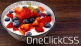 【OneClickCSS】HTMLをもとにclass名cssなどを自動生成してくれる超便利ツール