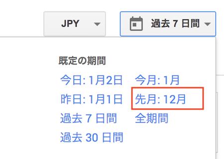 Google Adsense収益額チェック