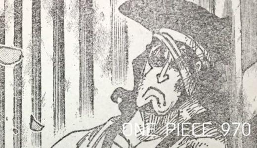 ワンピース ネタバレ 970話「おでんvsカイドウ」感想 斬りてェのはお前の首一つ!!
