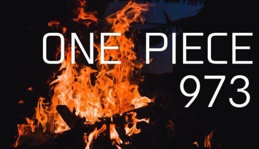 ワンピース ネタバレ 最新話 973話「光月の一族」傳ジローが狂死郎で、狂死郎が丑三つ小僧で