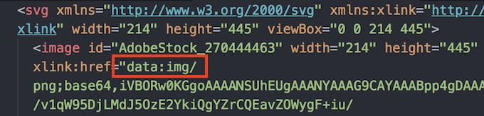 svgが表示されない時のファイル