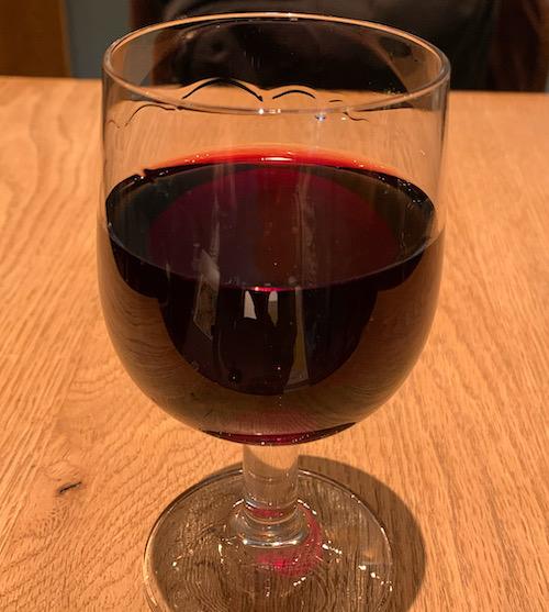 猿田彦珈琲の赤ワイン