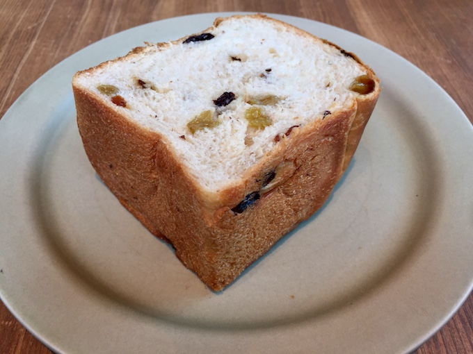 猿田彦珈琲 3種のレーズン食パン