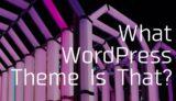 「何のWordPressテーマを使っているか」をワンクリックで調べる方法