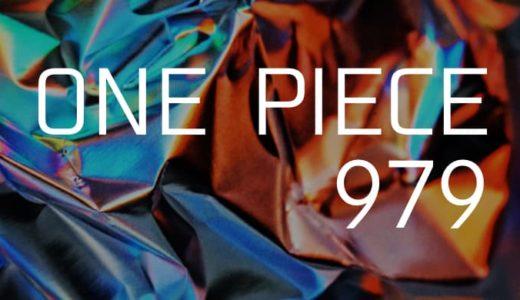 ワンピース ネタバレ感想 最新話979話「家族問題」【カイドウの息子 ヤマトが失踪中!?探せ飛び六胞!!】