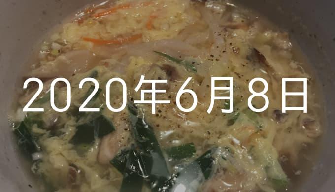 【6月8日の日記】焼き肉食べ放題、帰る頃にはお腹いっぱいすぎて幸福度が下がるの巻