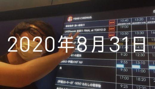 動画日記に妹を初登場させた【8月31日の日記】