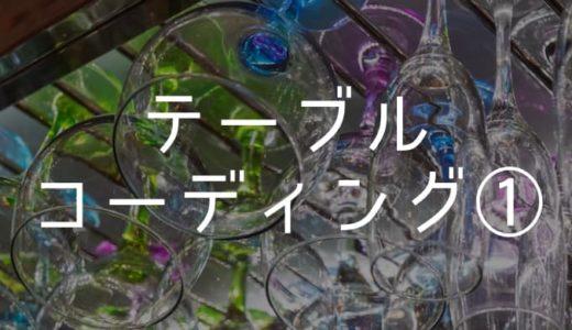 テーブルデザインのコーディングパーツ①【Webサイト制作案件でよく使うサンプルコード】