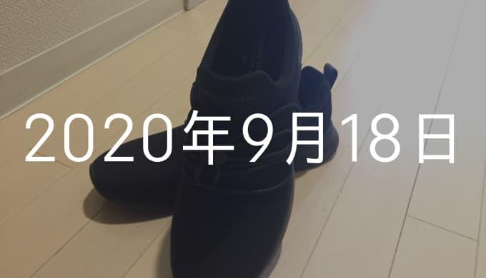 動画日記100日目記念日【9月18日の日記】