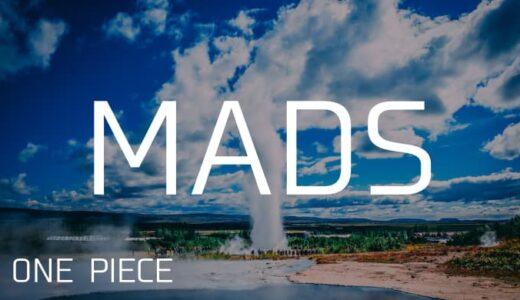 『ワンピース』MADS